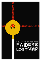 Raiders of the Lost Ark by kunkkunk