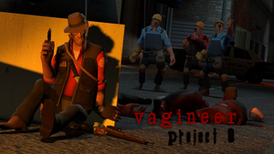 V.A.G.I.N.E.E.R. Project 0 by superspy6