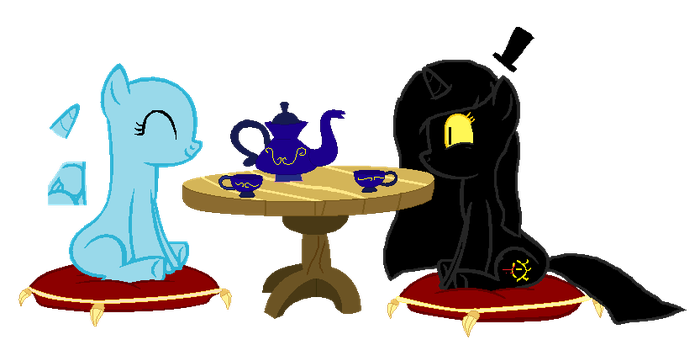 Crypt's Tea Party - Open collab! by ShimmerStarGirl12