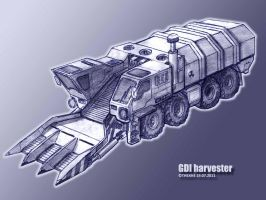 GDI harvester by TheXHS