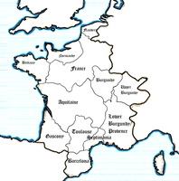 France 1000 AD by kasumigenx