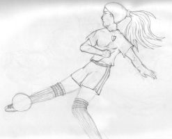 Soccer by Fox-Moonglow