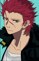 Mikoto Red king by Vincent1055