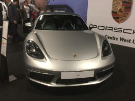 Porsche 718 Boxster front by Car-lover33