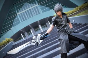 Final Fantasy XIII Versus Noctis by 13coz