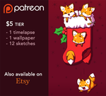 161216 Patreon December Goodie Pack by fablefire