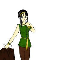 Green Toph XD by firestar21