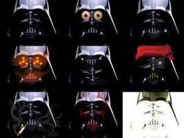 Darth Vader by entroz