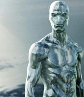 Silver Surfer Concept by SkinnyGlasses
