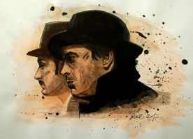 Sherlock Holmes A Shadowy Game by Mark-Duffy