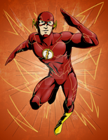 Flash by DeanGrayson