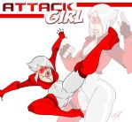 Attack, Girl! by Aeolus06