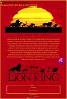 The Lion King Journal CSS by AESD