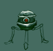 Painting Robot Test Br by Pliavi