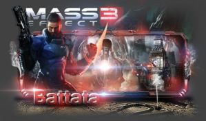 Project Mass Effect 3 by lBattata
