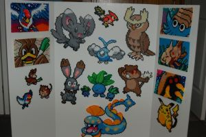 Critters by evilpika
