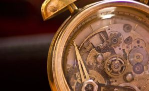 Little Steampunk Alarm Clock  detail  1 by Giudy-chan