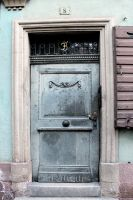 14-04 Old Door by evionn