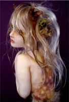 Little Faun detail by Inchelina