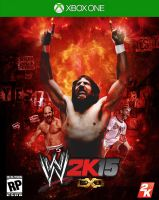 WWE 2K15 Cover by SoulRiderGFX