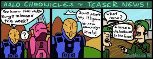 Halo Chronicles 1 by zethicus