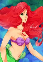 Ariel by NumiBlUE