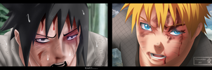 Naruto Ch 697 Collab with Xryuuzakii by Kira015