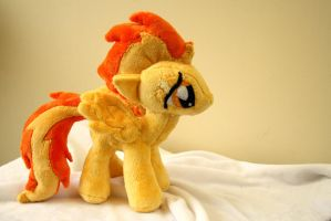 Spitfire Plush by Fafatacle