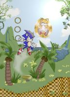 Sonic: Thems good ol days by CharlotteTurner