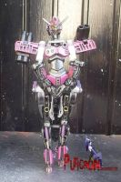 transformers customs age of extinction elita-1 by puticron