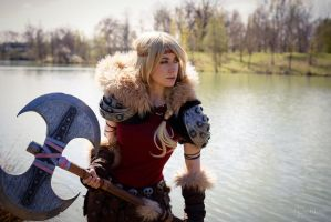 Astrid Hofferson by Wildyama