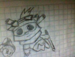 Teemo by rexflam