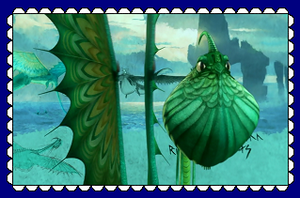 HTTYD Scauldron Fan Stamp by MorkelebTheDragon