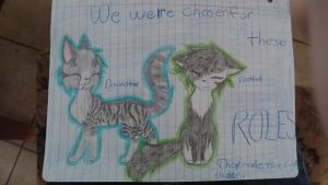 We were Chosen to play these Roles... by XxQueenofChaosxX