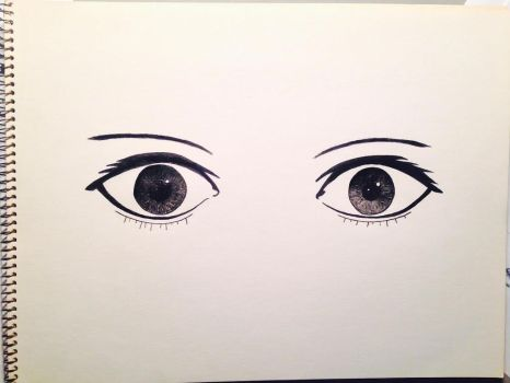 just a random pair of eyes by 2846mn