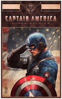 Captain America Final by AdmiraWijaya