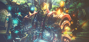World of Warcraft - Thrall by DarkRed21