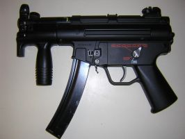 MP5K Upgraded by timesplitter88