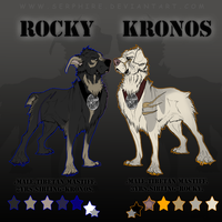Rocky + Kronos Reference 2011. by Serphire