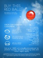 Ball Advertisement by theredhankie