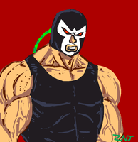 Bane for Draw Something by zachjacobs