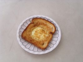 Toad in the Hole by PennyDiamond