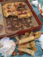 Pizza Hut close look by hewx