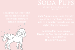 New Closed species: Soda Pup by Hippie30199