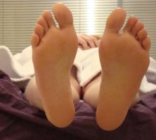 Soles of Feet 6 by Schema7