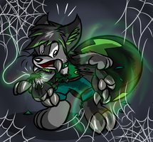 Spider attack by danwolf15