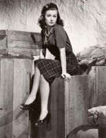 Joan Bennett cute by slr1238