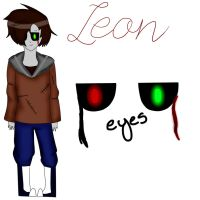 Love Child-Leon Reference by iluvcupcake