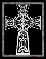 Celtic Cross by thedaisychain