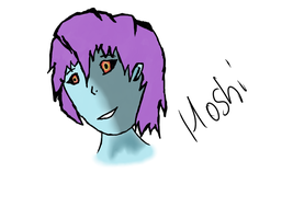 Hoshi by Grizzfor